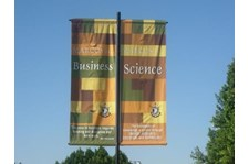 PB015 - Custom Boulevard Banner for Education
